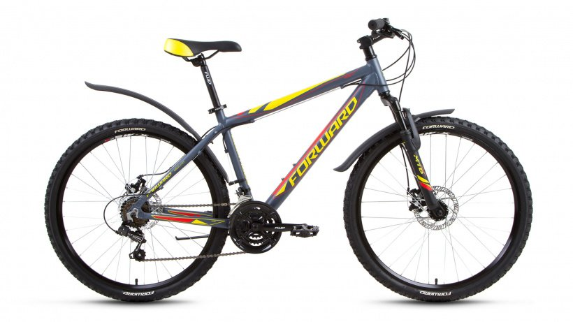 Forward HARDI 2.0 disc (2018)